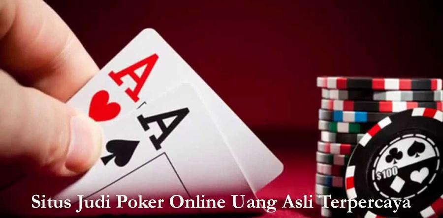 Daftar Judi Poker IDN Deposit Pulsa
